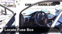 2015 Lexus NX200t 2.0L 4 Cyl. Turbo Fuse (Interior)
