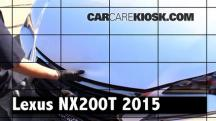 2015 Lexus NX200t 2.0L 4 Cyl. Turbo Review