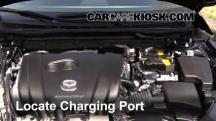 2015 Mazda 6 Sport 2.5L 4 Cyl. Sedan (4 Door) Aire Acondicionado