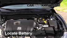 2015 Mazda 6 Sport 2.5L 4 Cyl. Sedan (4 Door) Battery