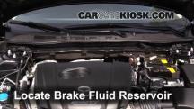 2015 Mazda 6 Sport 2.5L 4 Cyl. Sedan (4 Door) Líquido de frenos