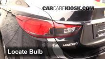 2015 Mazda 6 Sport 2.5L 4 Cyl. Sedan (4 Door) Luces
