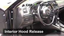 2015 Mazda 6 Sport 2.5L 4 Cyl. Sedan (4 Door) Capó