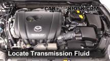 2015 Mazda 6 Sport 2.5L 4 Cyl. Sedan (4 Door) Líquido de transmisión