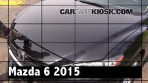2015 Mazda 6 Sport 2.5L 4 Cyl. Sedan (4 Door) Review