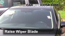 2015 Mazda 6 Sport 2.5L 4 Cyl. Sedan (4 Door) Escobillas de limpiaparabrisas delantero