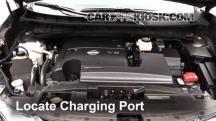 2015 Nissan Murano Platinum 3.5L V6 Aire Acondicionado