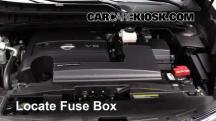 2015 Nissan Murano Platinum 3.5L V6 Fuse (Engine)