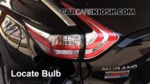 2015 Nissan Murano Platinum 3.5L V6 Luces