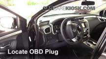 2015 Nissan Murano Platinum 3.5L V6 Compruebe la luz del motor