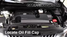 2015 Nissan Murano Platinum 3.5L V6 Aceite