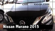 2015 Nissan Murano Platinum 3.5L V6 Review