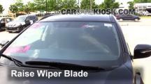 2015 Nissan Murano Platinum 3.5L V6 Windshield Wiper Blade (Front)