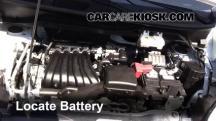 2015 Nissan NV200 SV 2.0L 4 Cyl. Batería