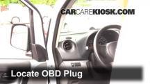 2015 Nissan NV200 SV 2.0L 4 Cyl. Compruebe la luz del motor
