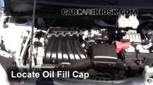 2015 Nissan NV200 SV 2.0L 4 Cyl. Oil