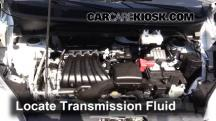 2015 Nissan NV200 SV 2.0L 4 Cyl. Líquido de transmisión