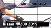 2015 Nissan NV200 SV 2.0L 4 Cyl. Review