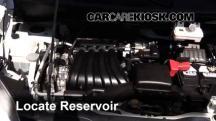 2015 Nissan NV200 SV 2.0L 4 Cyl. Líquido limpiaparabrisas