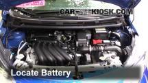 2015 Nissan Versa Note S 1.6L 4 Cyl. Batería