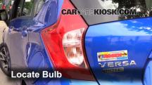2015 Nissan Versa Note S 1.6L 4 Cyl. Luces