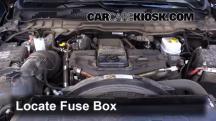 2015 Ram 2500 Laramie 6.7L 6 Cyl. Turbo Diesel Crew Cab Pickup (4 Door) Fusible (interior)