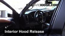 2015 Ram 2500 Laramie 6.7L 6 Cyl. Turbo Diesel Crew Cab Pickup (4 Door) Capó