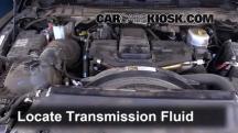 2015 Ram 2500 Laramie 6.7L 6 Cyl. Turbo Diesel Crew Cab Pickup (4 Door) Líquido de transmisión