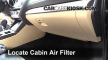 2015 Subaru Legacy 2.5i Premium 2.5L 4 Cyl. Air Filter (Cabin)