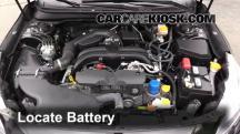 2015 Subaru Legacy 2.5i Premium 2.5L 4 Cyl. Battery