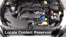 2015 Subaru Legacy 2.5i Premium 2.5L 4 Cyl. Coolant (Antifreeze)