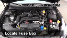 2015 Subaru Legacy 2.5i Premium 2.5L 4 Cyl. Fuse (Engine)