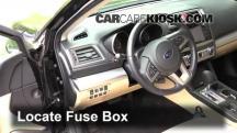 2015 Subaru Legacy 2.5i Premium 2.5L 4 Cyl. Fuse (Interior)