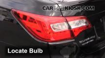 2015 Subaru Legacy 2.5i Premium 2.5L 4 Cyl. Lights