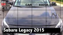 2015 Subaru Legacy 2.5i Premium 2.5L 4 Cyl. Review