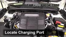2015 Subaru WRX Limited 2.0L 4 Cyl. Turbo Air Conditioner