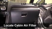 2015 Subaru WRX Limited 2.0L 4 Cyl. Turbo Air Filter (Cabin)