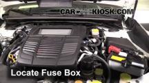 2015 Subaru WRX Limited 2.0L 4 Cyl. Turbo Fuse (Engine)