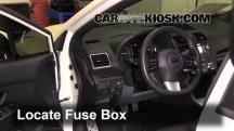 2015 Subaru WRX Limited 2.0L 4 Cyl. Turbo Fuse (Interior)