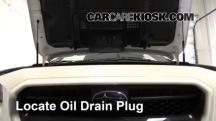 2015 Subaru WRX Limited 2.0L 4 Cyl. Turbo Oil
