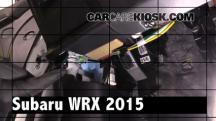 2015 Subaru WRX Limited 2.0L 4 Cyl. Turbo Review