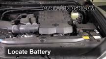 2015 Toyota 4Runner SR5 4.0L V6 Batería