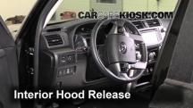 2015 Toyota 4Runner SR5 4.0L V6 Capó