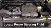 2015 Toyota 4Runner SR5 4.0L V6 Líquido de dirección asistida