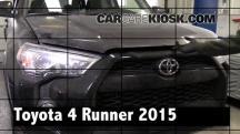 2015 Toyota 4Runner SR5 4.0L V6 Review