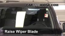2015 Toyota 4Runner SR5 4.0L V6 Escobillas de limpiaparabrisas delantero