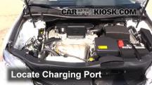 2015 Toyota Camry XLE 2.5L 4 Cyl. Air Conditioner