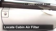 2015 Toyota Camry XLE 2.5L 4 Cyl. Air Filter (Cabin)