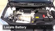2015 Toyota Camry XLE 2.5L 4 Cyl. Battery