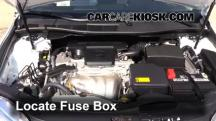 2015 Toyota Camry XLE 2.5L 4 Cyl. Fusible (motor)